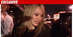 Hilary Duff -- DROPPED From Bonnie &amp; Clyde Movie
