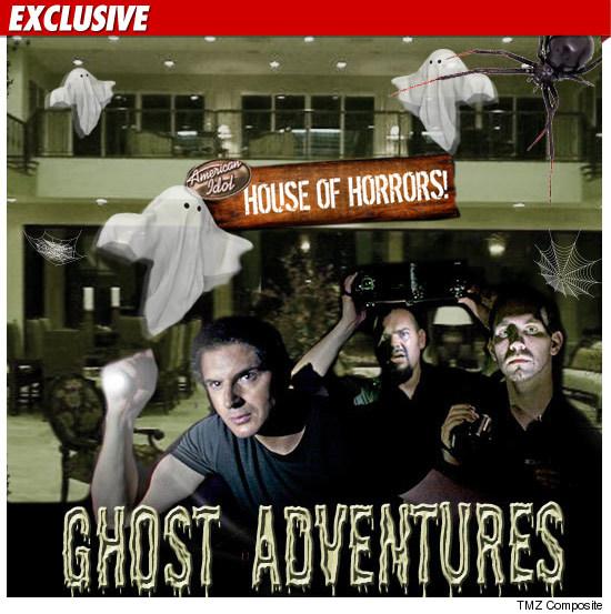 American Idol House Haunted