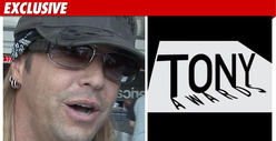 Bret Michaels Sues -- The Tonys Almost KILLED Me 