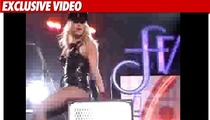 Britney Spears -- Hits the Stage in Las Vegas