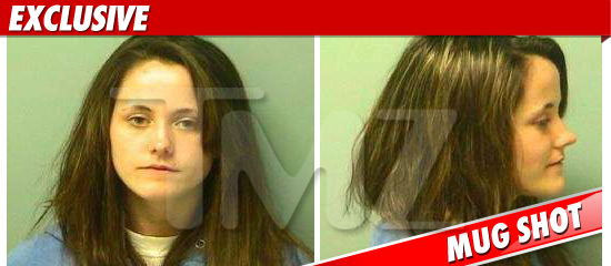 Teen Mom 2 Mug Shot