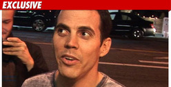 Steve-O Arrested in Canada