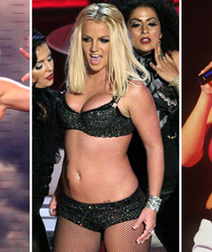 Britney Spears' Stage Style -- Her Hits & Misses!