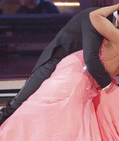 VIDEO: Kirstie Alley & Maksim Kiss on 'Dancing with the Stars!'