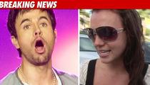 Enrique Iglesias -- I'm BAILING On Britney!
