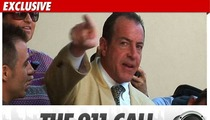 Michael Lohan, Kate Major Blowout -- The 911 Call
