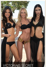 Eye Candy: Victoria's Secret Models Launch New Swimwear Line