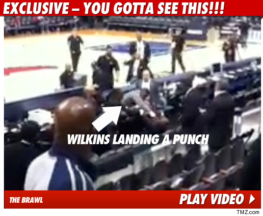 Dominique Wilkins Attack Video