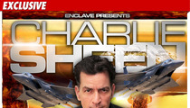 Charlie Sheen: Five Figures to Party with the Warlock