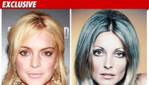 Lindsay Offered New Role -- Charles Manson Victim
