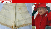 Queen Elizabeth's Panties in a Twist