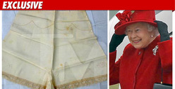 Queen Elizabeth&#039;s Panties in a Twist