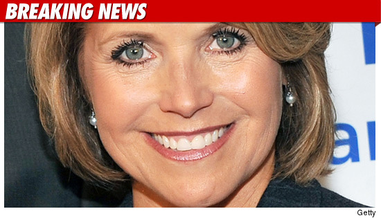 Katie Couric Leaving CBS