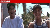 Nate Dogg's Kids -- We Wanna Be Like Our Dad