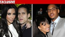 Kim K to Carmelo: Let's Be Neighbors!
