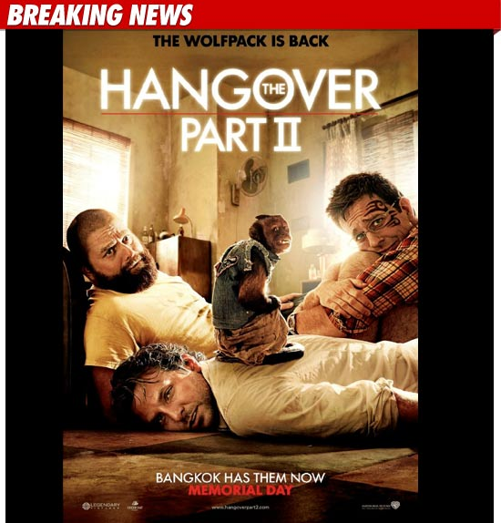 Hangover 2 Movie Trailer 2011 39 Hangover 2 39 Trailer Yanked
