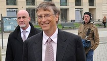 Bill Gates -- Charity Work Is the Apple of My Eye
