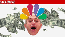 Matt Lauer Jockeying for $25 MILLION Payday