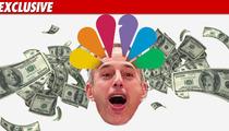 Matt Lauer Jockeying for $25 MILLION Payday