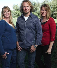 'Sister Wives' Star Kody Brown Expecting His 17th Child!
