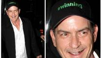 Charlie Sheen -- Taking a Bite Out of Connecticut