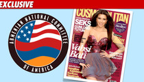 Armenian Group SLAMS Cosmo Over Kim K Cover