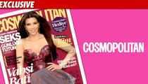 Kim K Lines Up NEW Photo Shoot w/ Cosmo