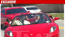 The Situation -- Test-Driving A Friggin' FERRARI