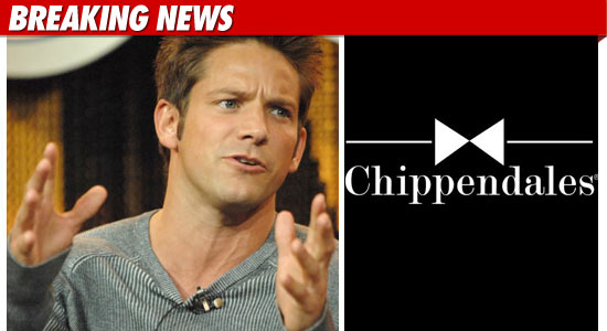Jeff Timmons Chippendales