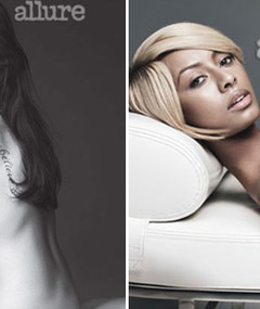 Ashley Tisdale, Keri Hilson and More Get Naked for Allure!