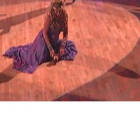 Video: Kirstie Alley Suffers Second 'Dancing' Mishap -- Loses Shoe!