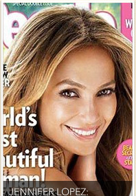 Jennifer Lopez Lands People's 'Most Beautiful' Cover
