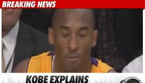 Kobe Bryant -- I'm APPEALING the NBA Fine