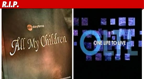 All My Children Cancelled