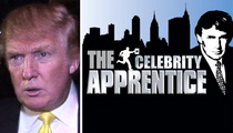 "Trump Delaying ""Apprentice"" Decision Over Prez Bid"