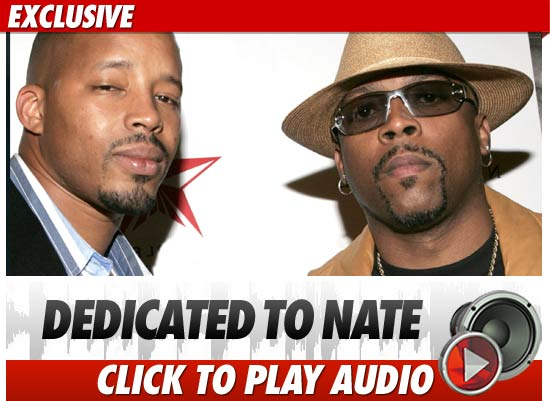 nate dogg and warren g. Warren G got back in the