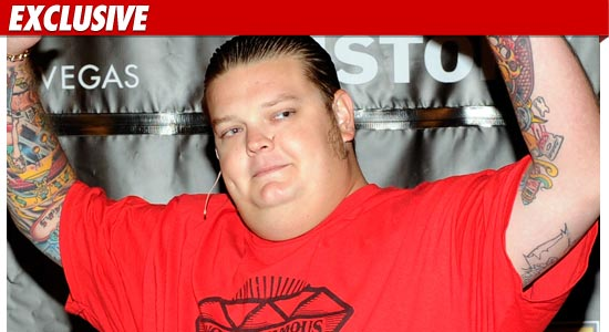 Pawn Stars' Big Hoss -- Big Break In Battery Case
