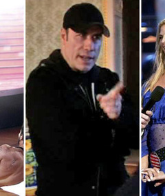 Kirstie Alley Bares Midriff, Gets Help from John Travolta on &#039;Dancing&#039;