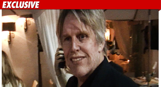 Gary Busey 1-Year-Old Son
