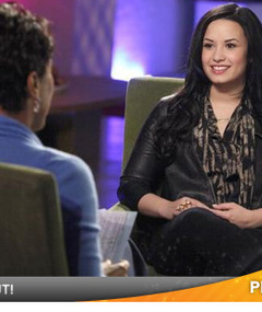 Demi Lovato Speaks Out: I Was Bullied Because I Was 'Fat'