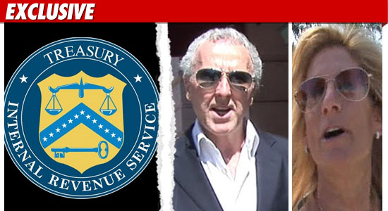 McCourt IRS Investigation