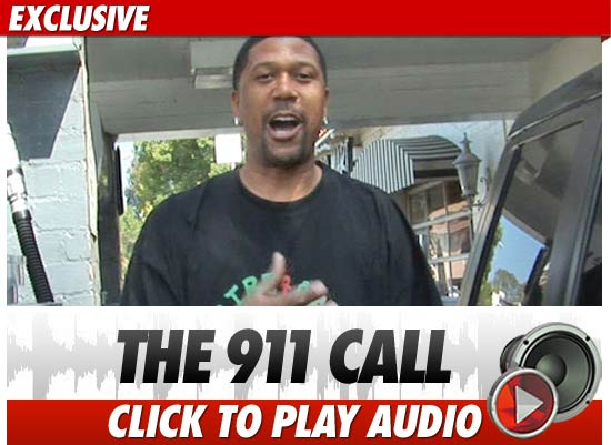 Jalen Rose 911 Call