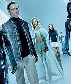 New 'X-Men: First Class' Poster, Trailer Create Buzz