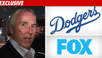 McCourt and Dodgers -- NO Takeover Talks with FOX