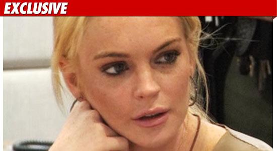 Lindsay Lohan Jail Time