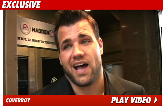 Cleveland Browns star Peyton Hillis just beat out Michael Vick for the ...