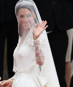 A Closer Look: Kate Middleton's Alexander McQueen Gown