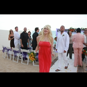 Lorenzo Lamas' Wedding