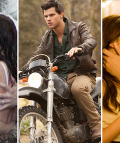 Photos: Eleven New Shots from &#039;The Twilight Saga: Breaking Dawn&#039;