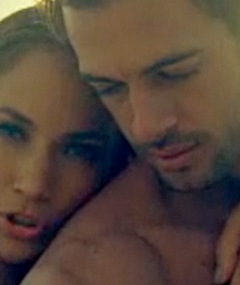 Jennifer Lopez Premieres New Video on 'Today'